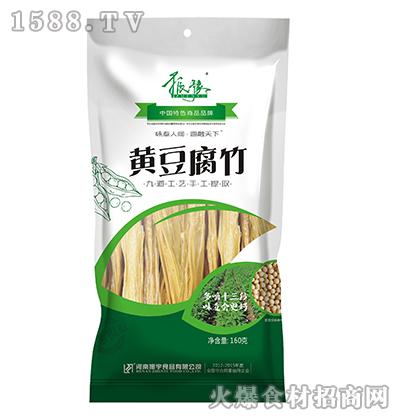 振豫-黄豆腐竹160g