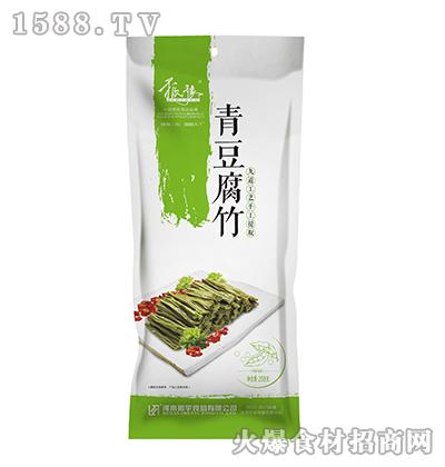 振豫青豆腐竹208g