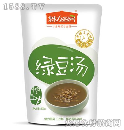 魅力厨房绿豆汤300g