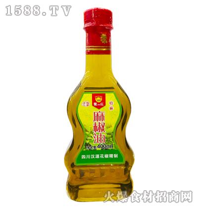 聚川红特麻麻椒油400ml