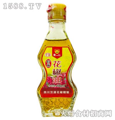 聚川红特麻花椒油100ml