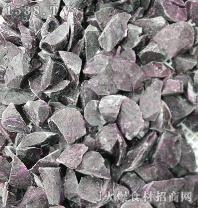 亿龙食品冷冻紫薯块