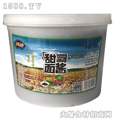 古莲池甜面酱3.25kg