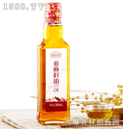 福益德亚麻籽油300ml