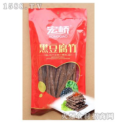 宏桥-黑豆腐竹158g