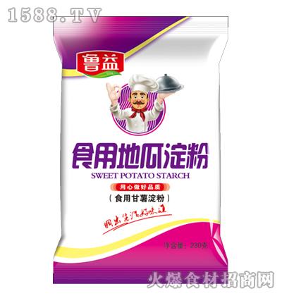鲁益食用地瓜淀粉230克
