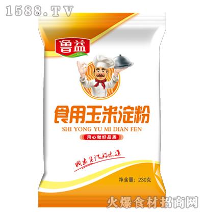 鲁益食用玉米淀粉230克