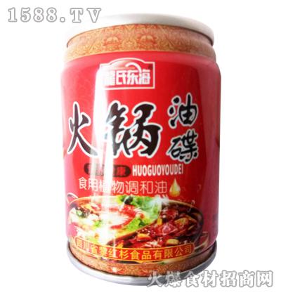 龙氏东海火锅油碟(食用植物调和油)