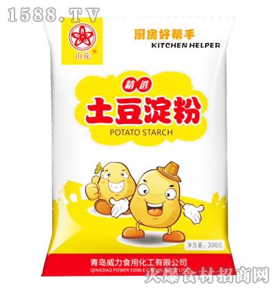 山花土豆淀粉300克