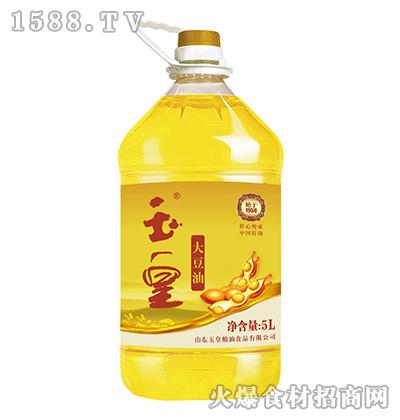 玉皇-大豆油5L