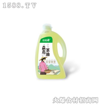 秋味坊森态茶油1.88L