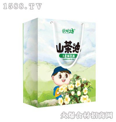 秋味坊山茶油礼盒