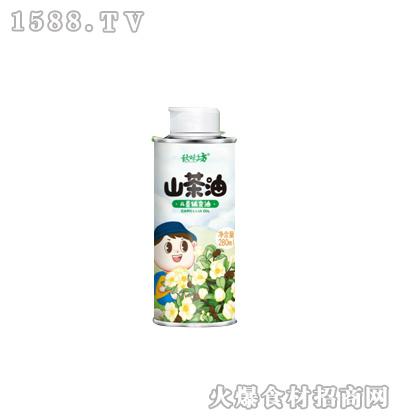秋味坊山茶油280ml