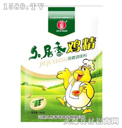 久居香葱香鸡精900克