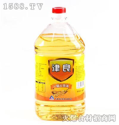 津良一级大豆油