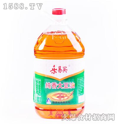 乐易买纯香大豆油