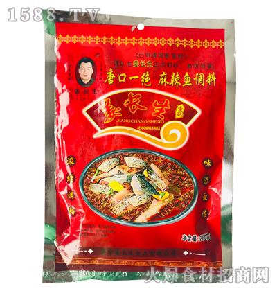 姜长生麻辣鱼调料200克