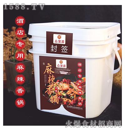 众家源麻辣香锅调料4.1kg