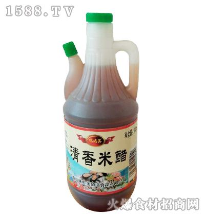 味选美清香米醋800ml