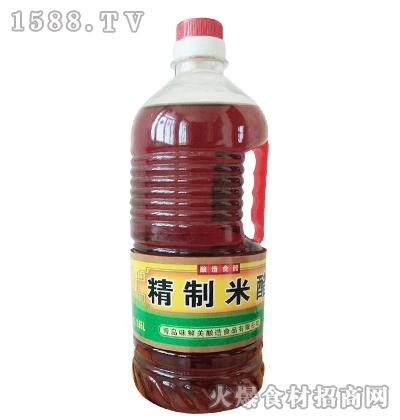 味选美精制米醋1.65L