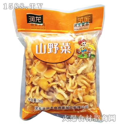润龙山野菜1kg