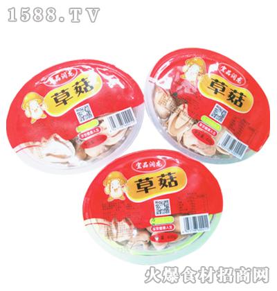 宜品润龙草菇400g