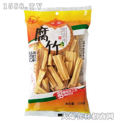 绿翠精品腐竹150克