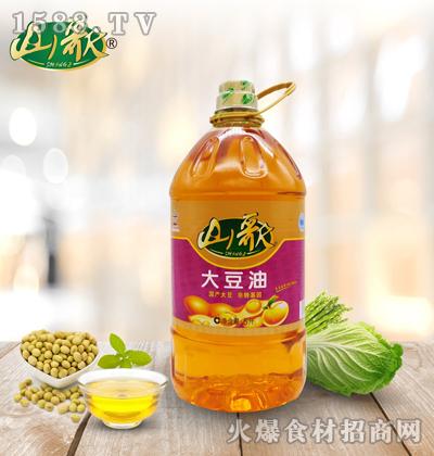 山歌大豆油5升