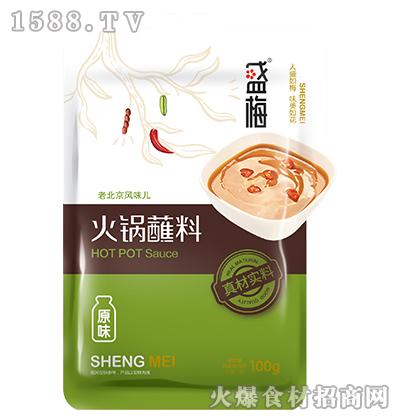 盛梅火锅蘸料(原味)100g
