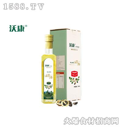沃康-高山有机山茶油250ml