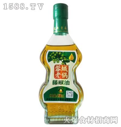 蓉城老锅香麻藤椒油268ml