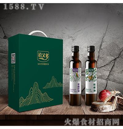 禧又多亚麻籽/核桃油礼盒