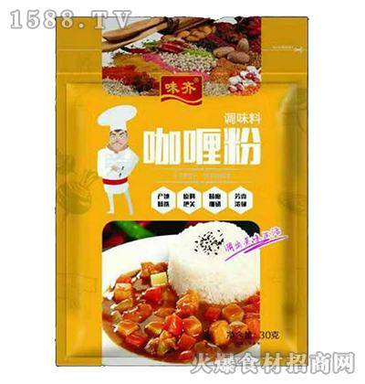 味齐咖喱粉调味料30g