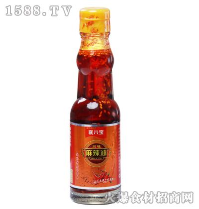 襄八宝川味麻辣油125ml