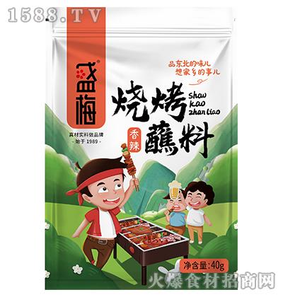 盛梅烧烤蘸料(香辣味)40g