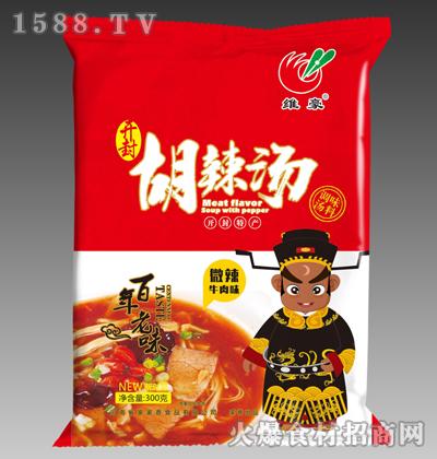 胡辣汤(微辣牛肉味)300克