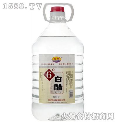 绍江6度白醋5升