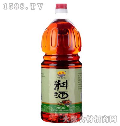 绍江料酒1.8L