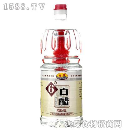 绍江6度白醋1.8L