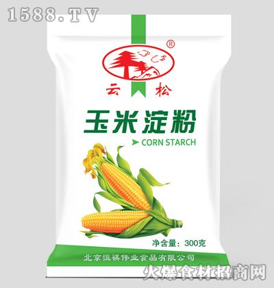云松玉米淀粉300克