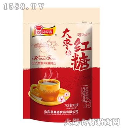易源鑫大枣红糖300克