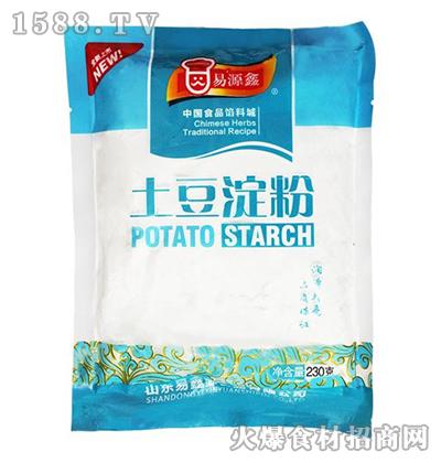 易源鑫土豆淀粉230克