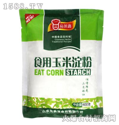 易源鑫食用玉米淀粉400克