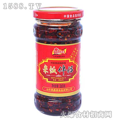 易源鑫米饭伴侣260克