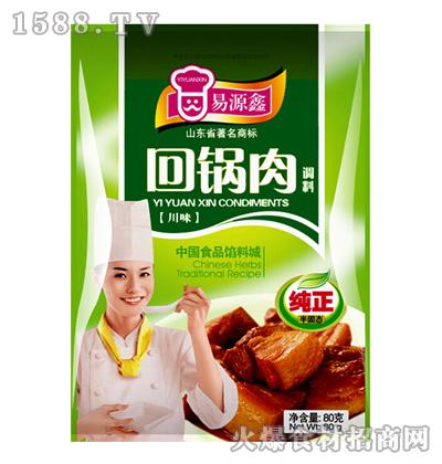 易源鑫川味回锅肉调料80克