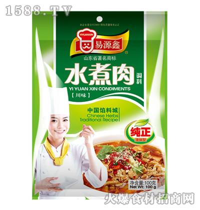 易源鑫川味水煮肉调料100克