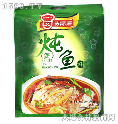 易源鑫炖(煲)鱼料30克