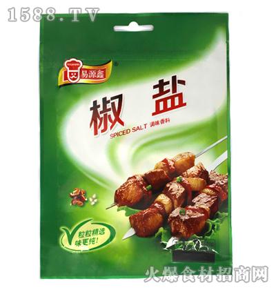 易源鑫椒盐40克