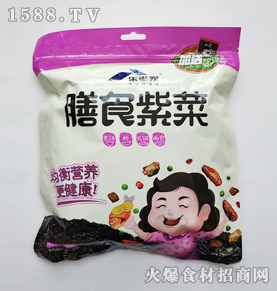 乐当家-膳食紫菜36克