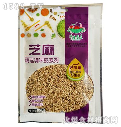 千禧农庄芝麻调味品30g